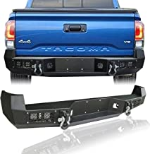 Best 2016 toyota tacoma rear bumper Reviews