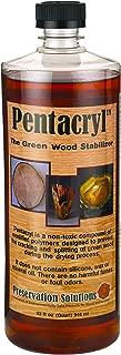 Preservation Solutions Quart, Pentacryl Wood Stabilizer