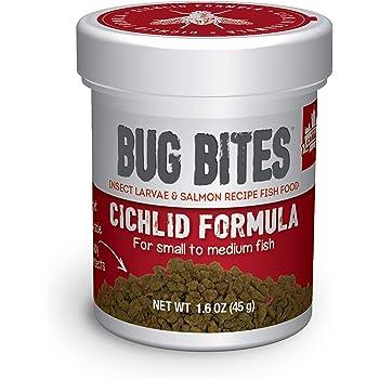 Fluval Bug Bites Granules for Cichlids