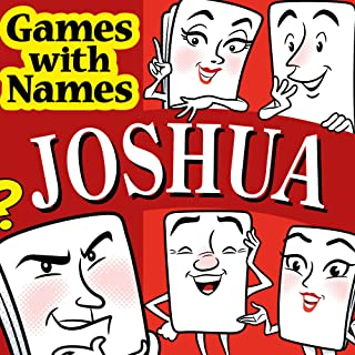 JOSHUA`S GAME: Especially for People Called Joshua or Josh! Ideal As a Boys Stocking Stuffer or a Secret Santa or Christma...