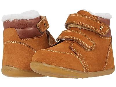 Bobux Kids Step Up Timber Arctic (Infant/Toddler) (Mustard) Kid