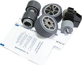 Yanzeo PA03740-K010 PA03740-K011 for Fi-7600 Fi-7700 Fi-7700S Scanner Brake Roller Pick Roller Set