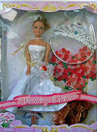Weddding Princess Doll (Wedding Dress May Vary)