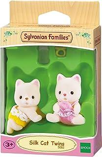 سيلفانيان فاميليز توام من القطط الحريرية -sf5082