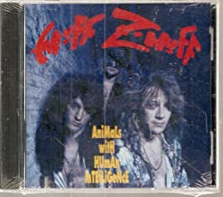 Animals With Human Intelligence by Enuff Z'Nuff (1993) Audio CD