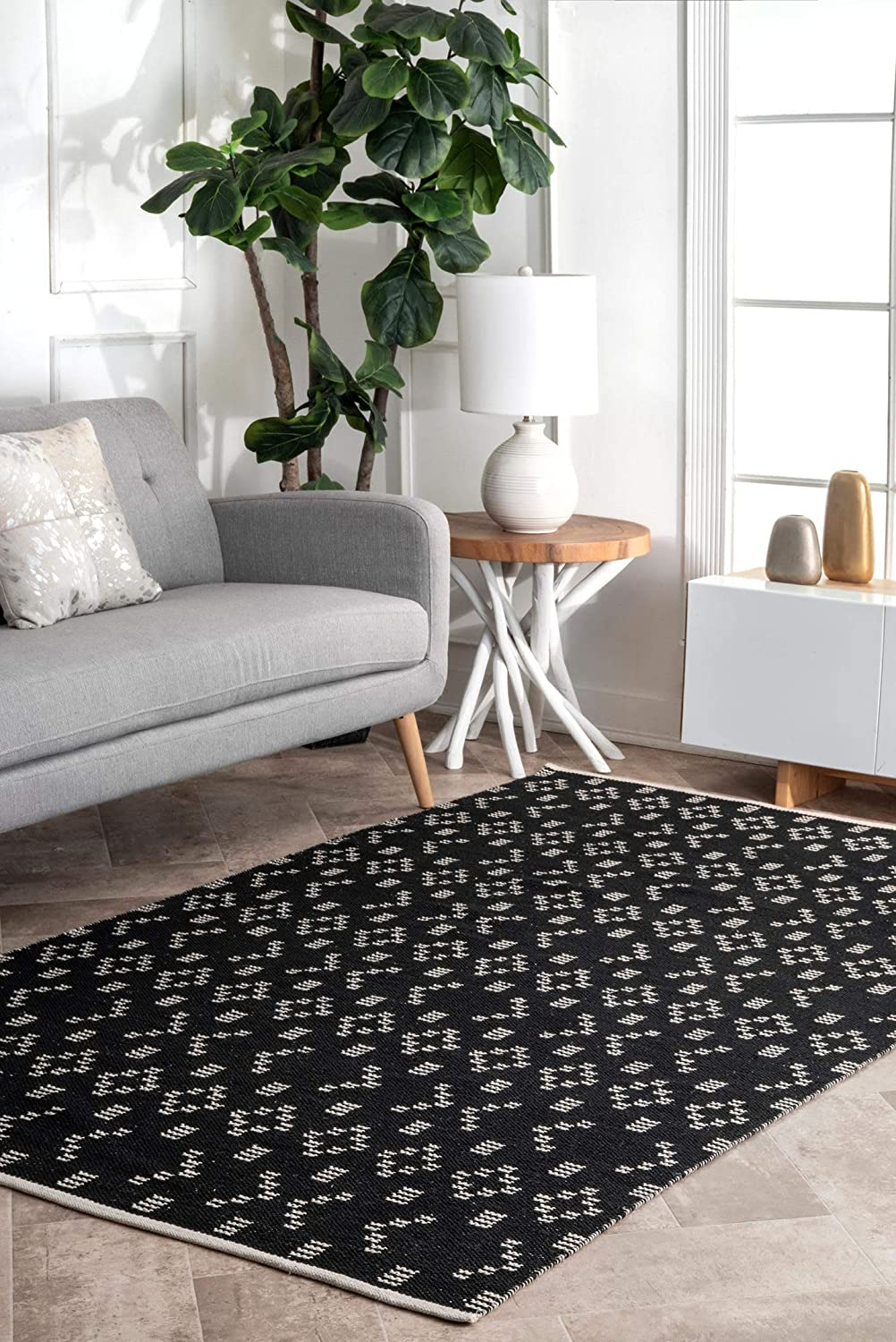 nuLOOM Utopia Starry Tribal New product! New type Area Rug favorite 6