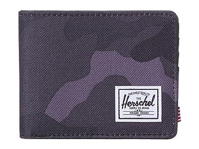 Herschel Supply Co. Hank RFID (Night Camo) Wallet Handbags