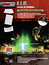 Losing My Religion: The Revolutionary New Format for Sheet Music (Authentic Guitar TAB), Poster / Folder / Triangular Display (ShredHed: Ultimate Tunes Series)