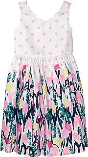 Gymboree Girls' Little Floral Dot Dress