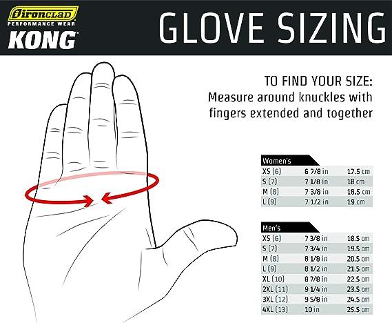 12 PAIR Select Size DOZEN IronClad IKC3-HSY A3 Cut Knit Gloves Yellow