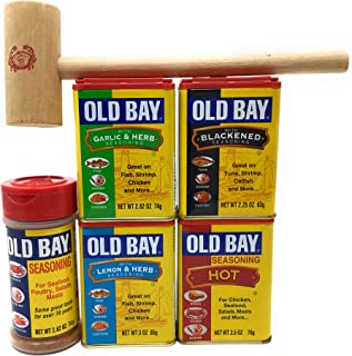 Old Bay Seasonings Variety Tin Gift Set