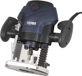 FERM PRM1015 Fresadora de precisión (1300 W, 230 V, Set de