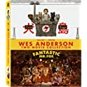 2-Movie Collection: Isle of Dog & Fantasitc Mr. Fox Digital [Blu-ray]