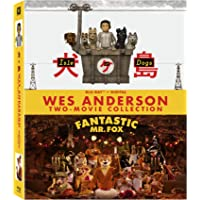 Wes Anderson Two-Movie Collection: Isle of Dogs/Fantastic Mr. Fox [Blu-ray]