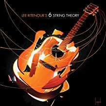 Shape of My Heart [feat. Lee Ritenour & Andy McKee & Steve Lukather]