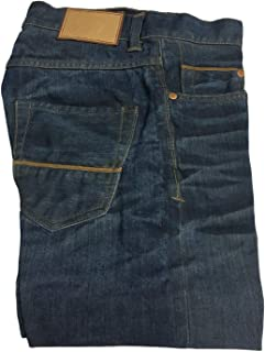 CARE LABEL Jeans Uomo MOD Loose 702221-408 Made in Italy