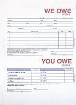 SSWBasics 3-Part We Owe You Owe Form - 8 1/2
