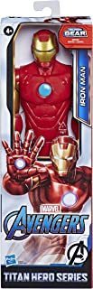 Hasbro Marvel Avengers Titan Hero Series Iron Man Action Figure, giocattolo da 30,5 cm, ispirato all'universo Marvel, per ...