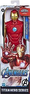 Avengers Figuras Titan Iron Man (Hasbro E7873ES0)
