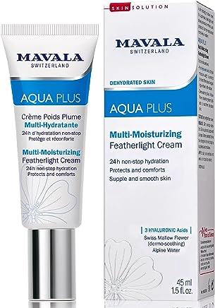 Aqua Plus Multi-Moisturizing Featherlight Cream 45Ml