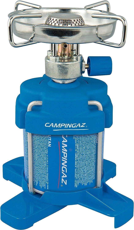 Campingaz - Quemador - Bleuet 206 Plus - 1 quemador - 1230 Watt - Cartucho de gas C206 No suministrado