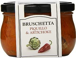 Cucina & Amore Bruschetta Sauce, Piquillo and Artichoke, 7.9 Ounce (Pack of 6)