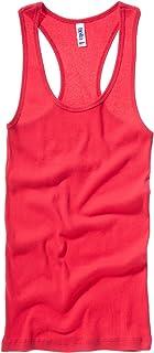 8cc2245919517 Amazon.fr : Bella Canvas - T-shirts, tops et chemisiers / Femme ...