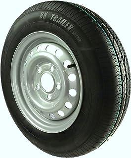 Compleet wiel 155/80R13 84N 112x5, 5 gaten !!155 R 13 auto aanhanger 5 Jx13 banden aanhangerwiel