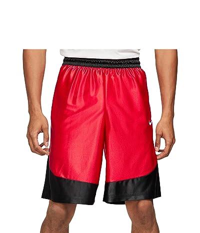 Nike Dry Durasheen Shorts (University Red/Black/White) Men