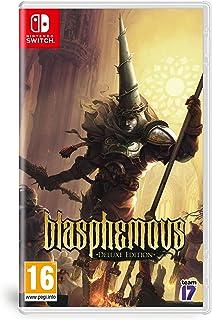 Blasphemous Deluxe Edition PEGI (Nintendo Switch)