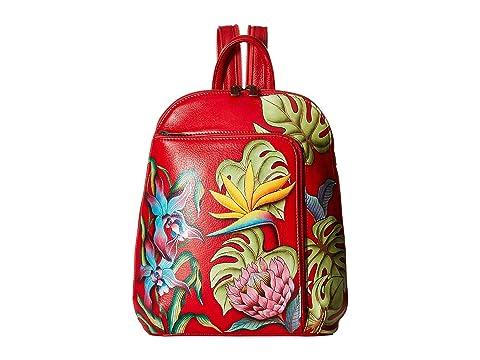 Anuschka Handbags 487 Sling Over Travel Backpack at Zappos.com 7867ff97fe8d7