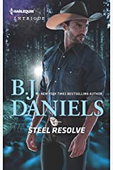 Steel Resolve (Cardwell Ranch: Montana Legacy Book 1) Kindle Edition
