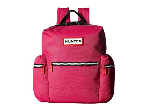 Rosa Hunter Original Brillante Mini Mochila Nylon wUnIrY81qI