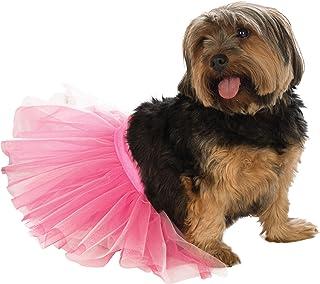 Rubie's Official Pet Dog Costume, Tutu - Pink, Small/Medium