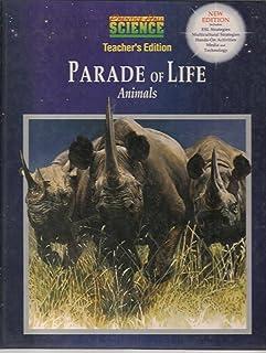 Prentice Hall Parade Of Life Animals Teacher Edition