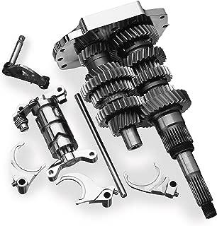 Baker 6-Speed 3.24 Stock Ratio Direct Drive Builders Kit for Harley Davidson 19
