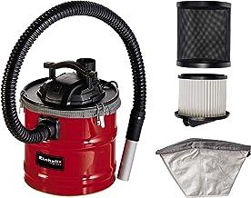 Einhell TC-AV 1618 D aszuiger (1200 Watt, 18 liter opvangbak met snelspanner, vouwfilter en voorfilter, blaasfunctie)