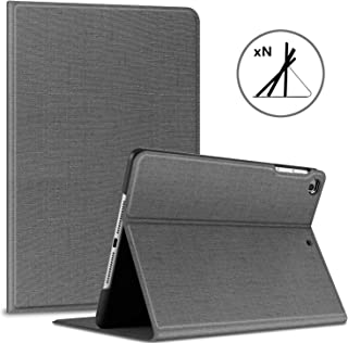 6th Generation iPad Case 2018 2017 / iPad Air 2 / iPad Air, HBorna Adjustable Stand Cover Protection with Auto Sleep/Wake Function, 9.7'' Case for Apple iPad 6th 5th Air
