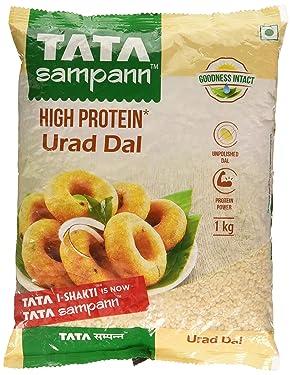 Tata Sampann Urad Dal Unpolished, 1kg