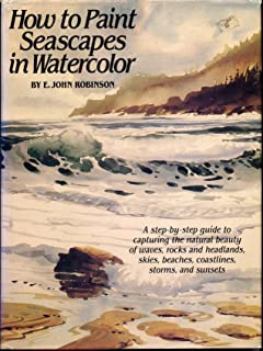 How to Paint Seascapes in Watercolor