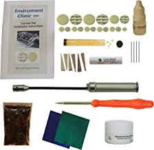 clarinet pad replacement kit