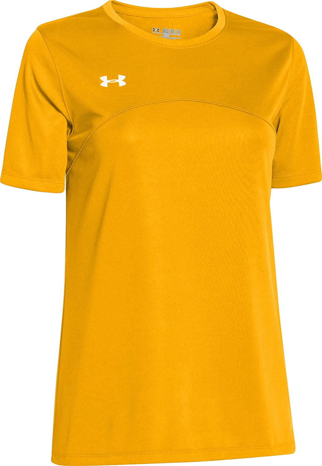 Under Armour Ranking integrated 1st place Women's YELLOW OFFer Jersey Golazo