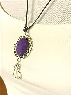 mountain jade necklace