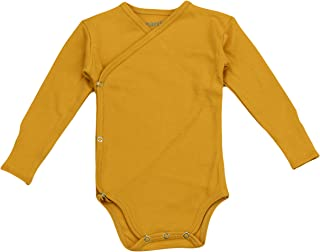 afb04a11801d Amazon.com  Yellows Baby Girls  Bodysuits