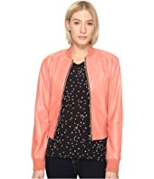 Paul Smith - Leather Bomber