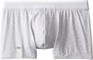 Lacoste Mens 2-Pack Colours Cotton Stretch Trunk Trunks