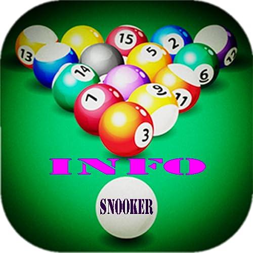 Snooker Live Infos