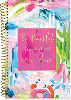 """bloom daily planners 2020 Calendar Year Day Planner (January 2020 - December 2020) - 6"""" x 8.25"""" - Weekly/Monthly Agenda Organizer Book with Tabs & Flexible Soft Cover - Cleerely Stated"""