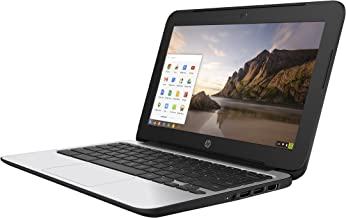 HP Chromebook 11 G4 11.6 Inch Laptop (Intel N2840 Dual-Core, 2GB RAM, 16GB Flash SSD,..