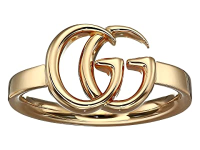 Gucci Running G Ring (Gold) Ring